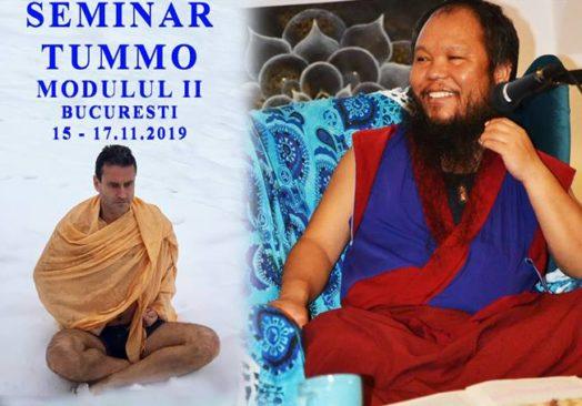 Seminar TUMMO MODUL II Bucuresti